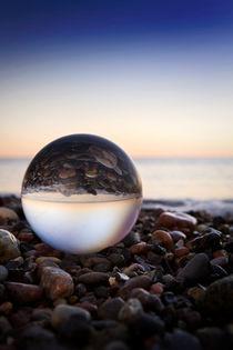 Kugel am Strand von papadoxx-fotografie