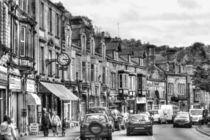 Dale Road - Matlock | B&W von Sarah Couzens