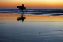 sunset surfer by Vsevolod  Vlasenko