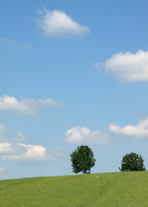 Wolkenbild von Brigitte Deus-Neumann