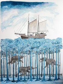 Sea of Trees von Condor Artworks