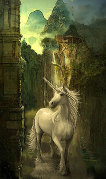 Unicorns World by Marie Luise Strohmenger