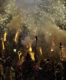 fireworks - spain by emanuele molinari