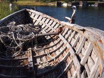 klinkerboot von k-h.foerster _______                            port fO= lio