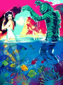 Creature from the POP! Lagoon von sasha-alexandre-keen