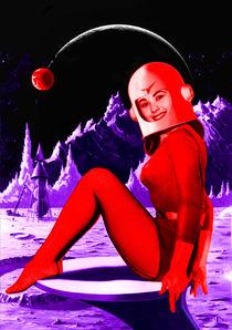Space Babe! von sasha-alexandre-keen