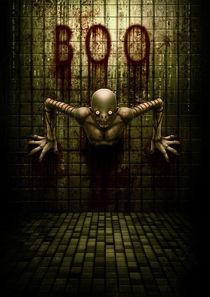 Boo! by Tony Christou