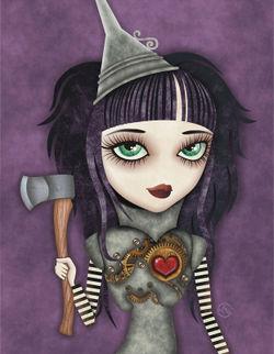 Oz-tin-girl