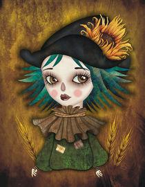 Scarecrow von Sandra Vargas