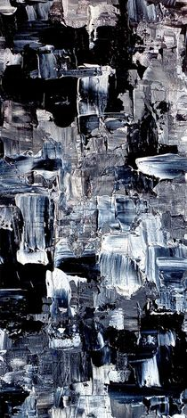 "Abstract painting ""50 Shades.."" by rvhart"