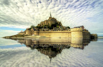 Mont St Michel by Rob Hawkins