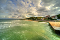 Omaha Beach  by Rob Hawkins