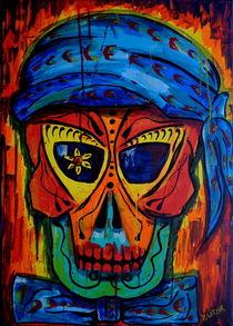 Totenkopf von Peter Witzik