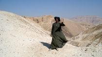 Ägypten Tal der Könige - ein Wächter by Theresia Ori