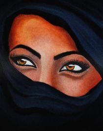 Tuareg - Der Sand auf deiner Haut. von anowi