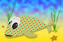 Cute Fish von Ricardo de Almeida