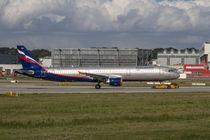 Aeroflot Airbus A321 von kunertus