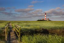 Lighthouse and small Bridge von kunertus