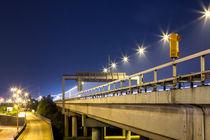 Highway at Night by kunertus