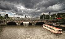 Lombardsbrücke von photoart-hartmann