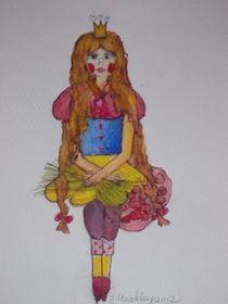 Happy Birthday Princess von Jenny Unger