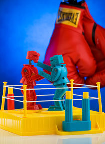 Rock 'em Sock 'em Robots von Ken Howard