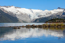 Garibaldi Lake and Glacier von Christoph Ponak