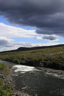 Lappland 19 by Karina Baumgart