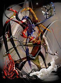 im Schweiße des Angesichtes.... by David Renson