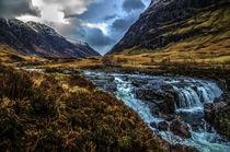 Majestic Glencoe von John Hastings