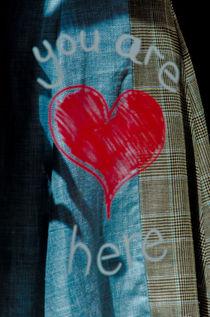 Sie sind hier ... in meinem Herzen by John Hastings