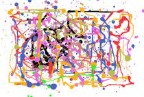 Paint Splatter von Ricardo de Almeida