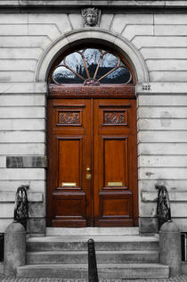 Amsterdam Door by Sven Finke