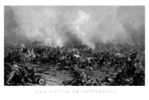 The Battle of Gettysburg -- Civil War by warishellstore