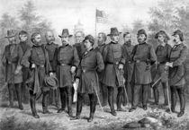 Union Generals of The Civil War von warishellstore
