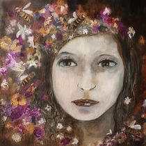 Bienenbetörerin by Christine Lamade