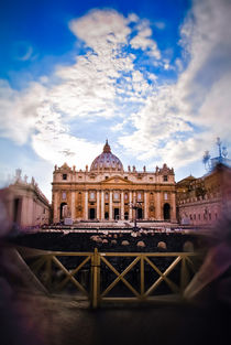 The Vatican by olgasart