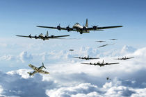 B17 Fortress Europe von James Biggadike
