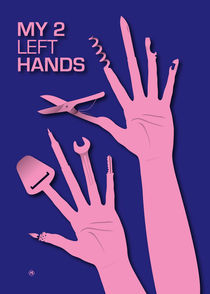 My 2 left hands von Maarten Rijnen
