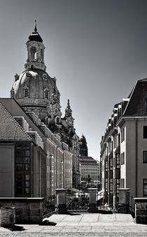 Dresdner Frauenkirche by Uli Gnoth
