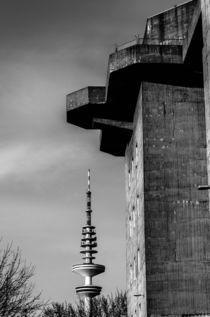 Fernsehturm meets Bunker von wunschbase-photography