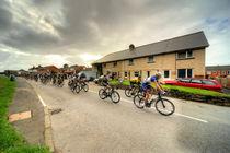 The Tour of Britain at Willand  von Rob Hawkins