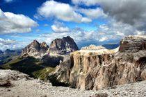 Dolomites von Luisa Azzolini