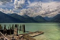 Howe Sound von Kathleen Bishop