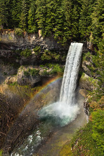 Brandywine Falls by Kathleen Bishop