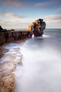 A long time standing at Pulpit Rock von Chris Frost