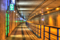 Tunnel-1 HDR by retina-photo