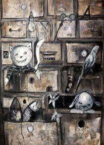 Schubladengeschichten von Christine Lamade