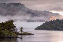 Mist over Loch Leven by Richard Winn