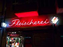 Neon Fleischerei by techdog